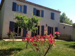Villa  a Saint Julien le Montagnier, dans le parc naturel du Verdon  (Var. 83 )