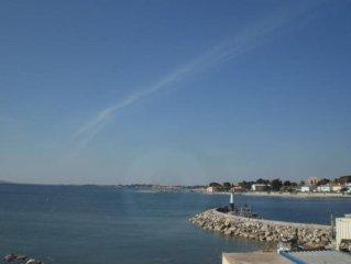 PROMO SEPTEMBRE - T3 de standing, Climatise avec vue Panoramique sur mer