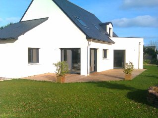 St Cast le Guildo, Maison neuve tout confort, lumineuse, calme, proche plage