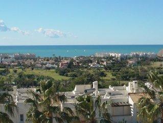 ** Maison de vacances très espagnole avec des vues panoramiques **