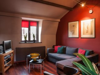 Lokkedize, your best deal for a stay in Bruges, f