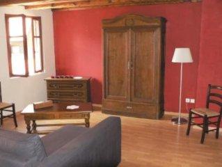 Appartement dans maison alsacienne
