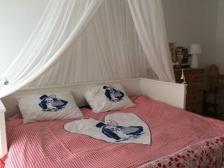 Appartement de grand charme avec jardin privatif, Jordaan