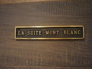Luxury Boutique Apartment at the foot of the Mont Blanc