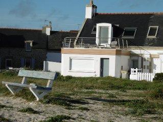 Maison - Les etocs - Men Gwel Kaer - vue sur mer au Guilvinec - Lechiagat