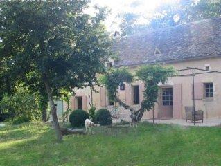 Gite de charme avec piscine en Dordogne près de Bergerac