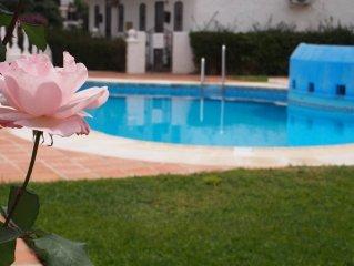 Appart 4 p. tt confort, AirC, Wifi HD, TVsat, situé ++, proche plage, 2 piscines