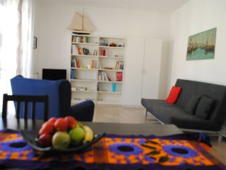 Large apartment in the heart of Livorno for families and groups