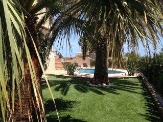 Villa In Javea, Balcon Al Mar