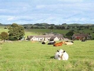 Lower Damgate Farm Dovedale Peak District HotTub - Animal Sanctuary Sleeps 22-30
