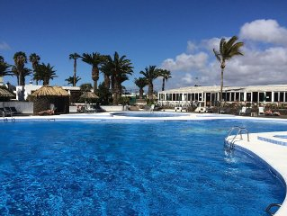 Villa In Las Brisas, Playa Blanca, Lanzarote Central Location