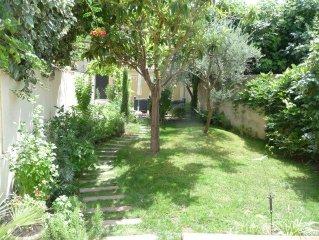 Charmante maison de ville Avignon premiere ceinture