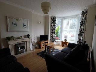 Spacious & comfortable, 2 Bedroom Cottage In Keswick, great location.
