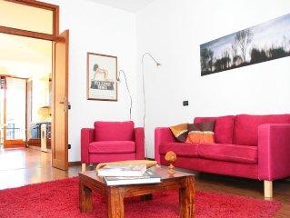 Elegant apartment in the center of Turin