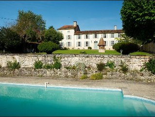 Gorgeous traditional country house, Aubeterre-sur-Dronne, nr Dordogne