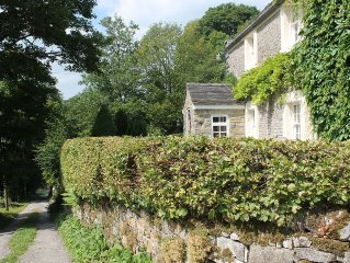 Fern Cottage is set in the stunning Manifold Valley with walking from the door.