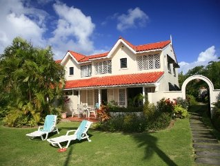 Waterfront St. Lucia House With Beach 300 Metres Away