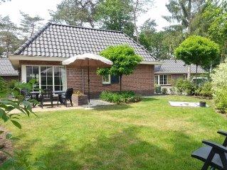 Een ruim en plezierig huis in de bossen van Beekbergen