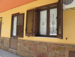 * Cozy and cute little house on the ground floor * Terrasini (PA)