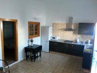 Quiet apartment in Famara beach