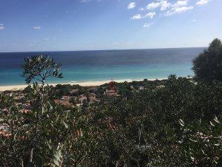 Sardegna - Muravera - Costa Rey - Monte Nay  40 m. dal mare