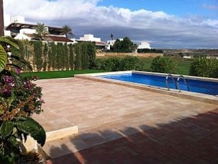 Probably The Best Detached Front Line Golf 4 Bed Villa With Pool In The World