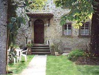 Villa (Dimora tipica) con parco e piscina privata