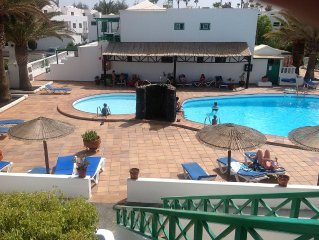 Modern One Bedroom Apartment situated 100 metres from the Beach