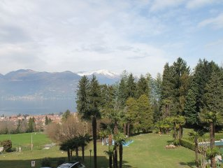 RESIDENTIAL FLAT ON LAKE MAGGIORE LOMBARDIA