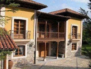 Casa rural  Cangas de Onis, cerca de playa  y Picos Europa 10 personas. Asturias