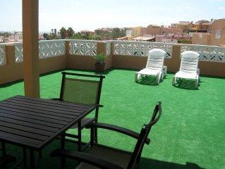 Fuerteventura apartment with terrace