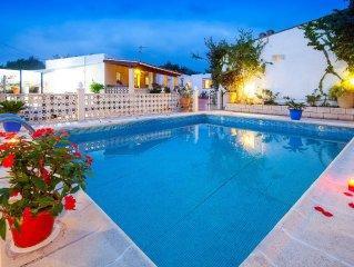 Villa Rental in Ibiza: San Rafael