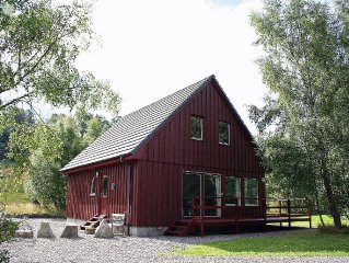 Scandinavian Lodge Close to Numerous Attractions