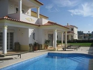 Villa With Private Heated Pool, 15 Mins Walk To The Beach