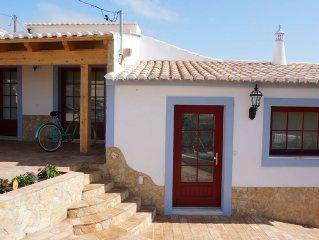 Village house near Praia do Zavial
