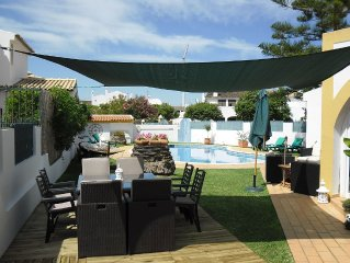 Luxury Villa with Private Pool 5 Minutes Walk to the Beach and Vilamoura Marina