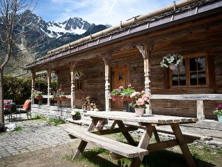 Mazot Uno - Chalet With Luxury Accommodation