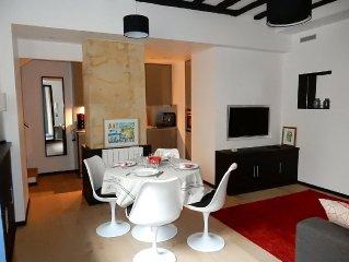 Appartement 2 chambres Standing coeur Saint Germain - Saint Sulpice