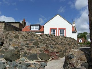 Located On The Beach In A Quiet Village Near St Andrews