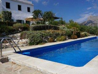 Get Away From It All Rural Retreat In The Sierras Near Málaga