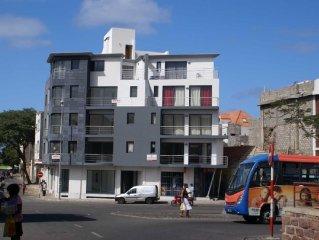 Vakantie appartement Ape Regala in het historische centrum van Mindelo
