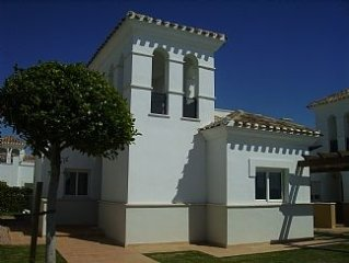 Beautiful Detached Villa on La Torre 5 Star Resort