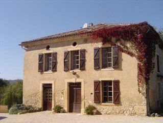 Spacious and Well Equipped Farmhouse With Private Pool Set In 45 Acres