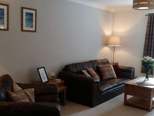 Cosy Cottage Northumberland Nat Pk Perfect for walking cycling coast and castles