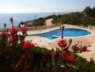 Ds gated apartment WATERFRONT - CLIM / Heating -