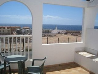 Large Studio Apartment With Panoramic Sea Views