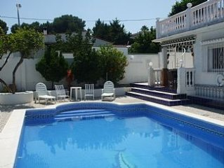 Lovely Private Villa With Own Pool