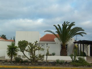 Family friendly villa close to the beach and all activities