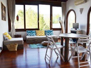 Appartamento a 600 metri dalla spiaggia con ampia terrazza e BBQ