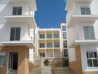 Penthouse Apartment with Private 60m2 Terrace, 15mins walk to beach - Pool